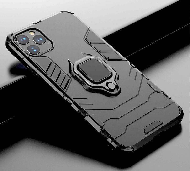 Coque de haute protection pour iPhone (11, SE, X, XR, XS, 8, 7, 6, 5)