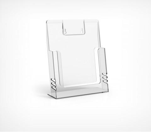 Буклетница - накопитель для печатной продукции