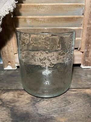 Still Glas Theelichthouder 34*34*36cm
