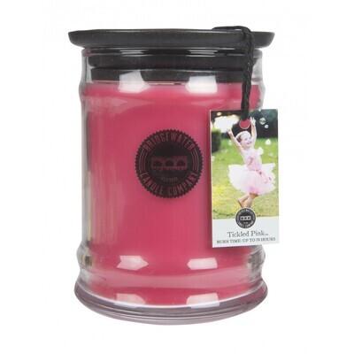 Bridgewater kaars Tickled Pink 225gr