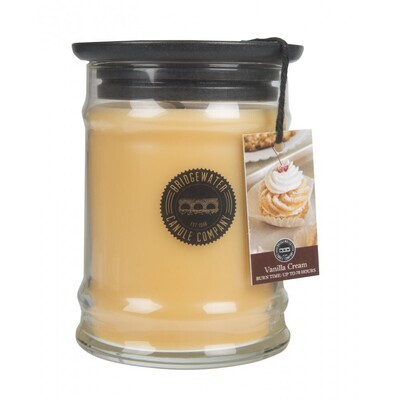 Bridgewater kaars Vanilla Cream 225gr