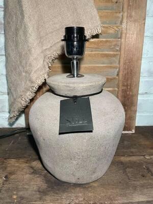 Still Lamp Round Vase x TIN
