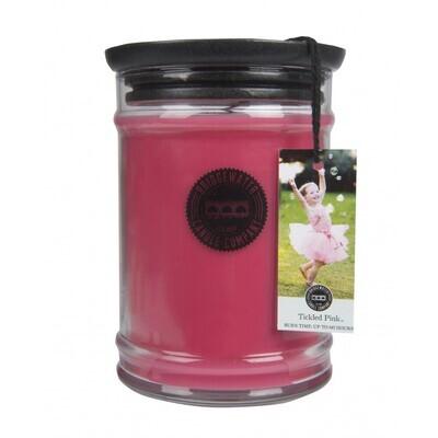 Bridgewater kaars Tickled Pink 500gr