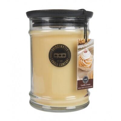 Bridgewater kaars Vanilla Cream 500gr