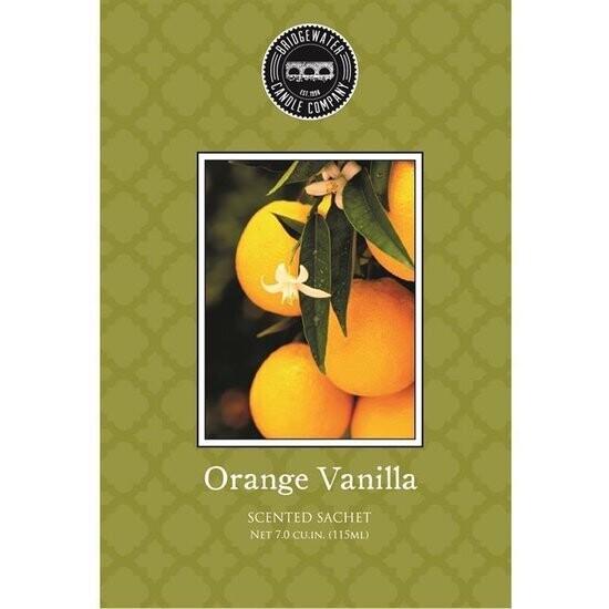 Bridge Water Candle Company Geurzakje Orange Vanilla