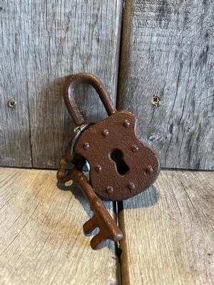 Slot + sleutel