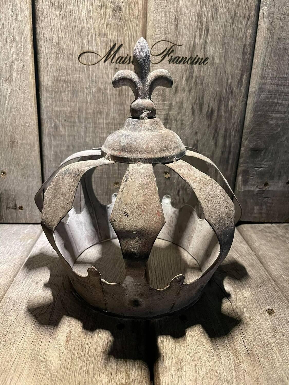 Decoratieve Metale Kroon