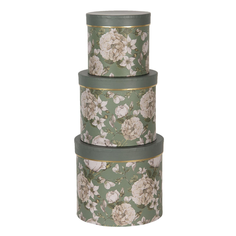 Set decoratie boxen (3)