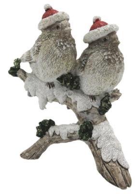 Kerst vogeltjes