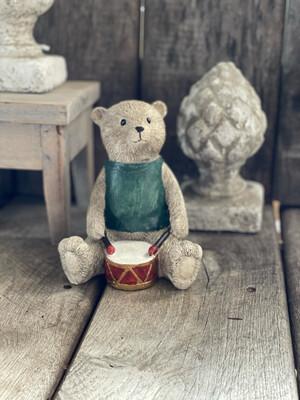Teddy Polyester Met trommel