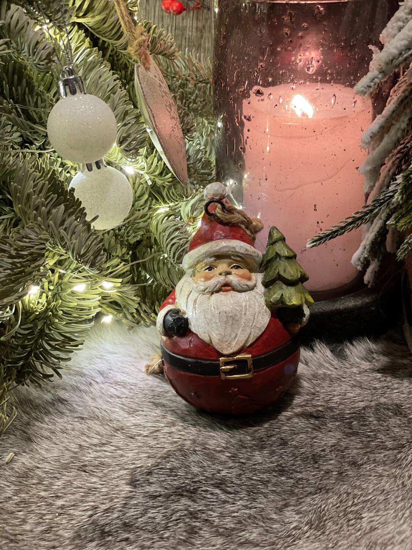 Authentieke Kerstbal: Kerstman
