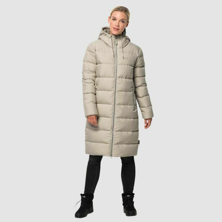 Пуховое пальто Crystal Palace Coat