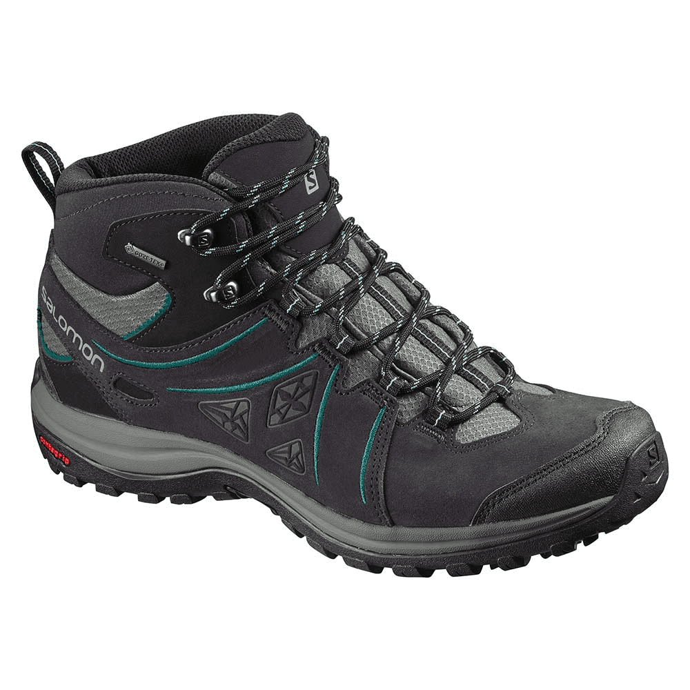 Ботинки Ellipse 2 Mid  Ltr  GTX® W Salomon