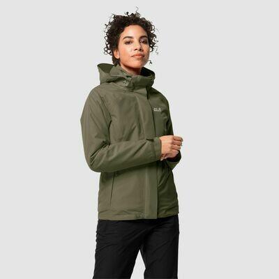 Куртка женская Iceland Voyage 3 in 1