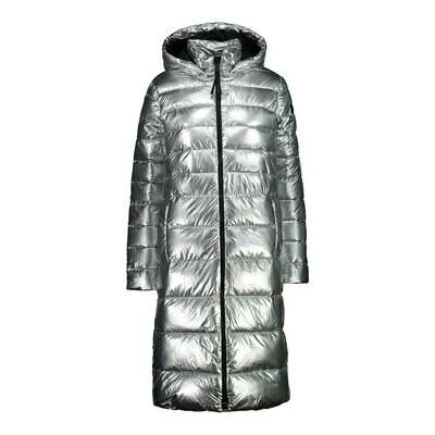 Куртка удлиненная Coat Snaps Hood