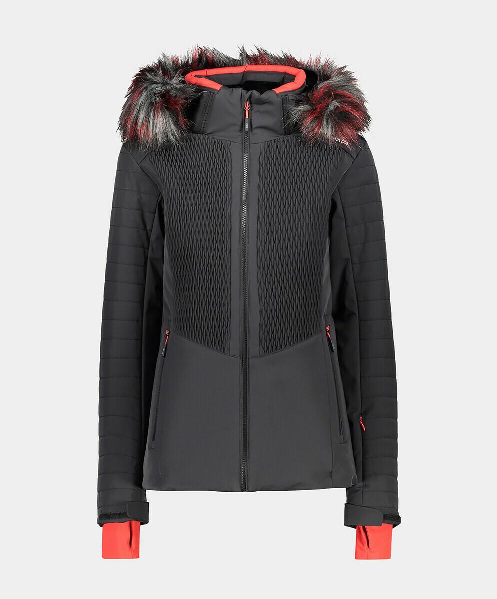 Горнолыжная куртка в стиле 70-ых