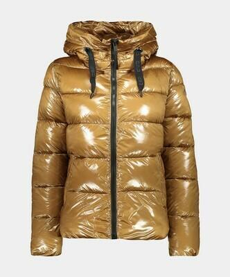 Куртка зимняя Gloss-finish quilted jacket