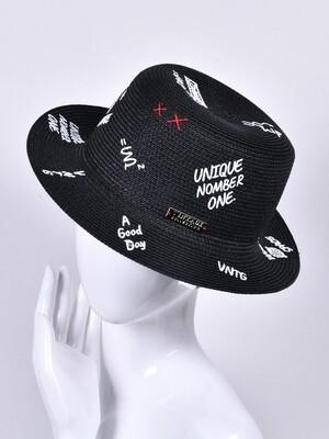 "Шляпа канотье  ""Fedoras"""