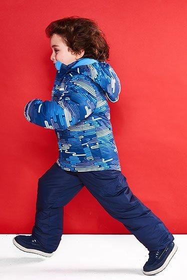 Комбинезон для мальчика Dark Blue от Premont