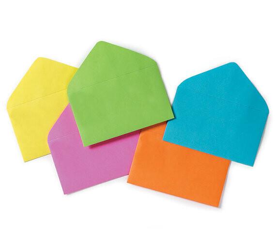 Koverat u boji MIX