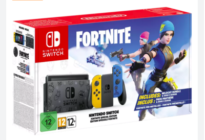 NINTENDO Switch Fortnite (Special Edition)