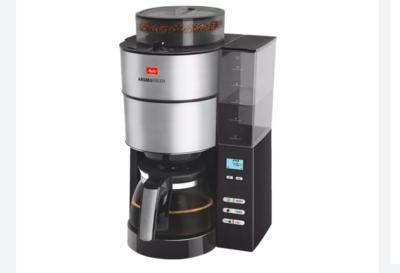 MELITTA 1021-01 AromaFresh Filterkaffeemaschine Schwarz