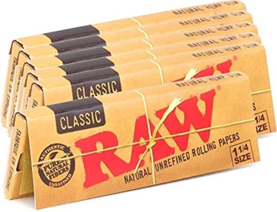 RAW Classic Paper 1 1/4