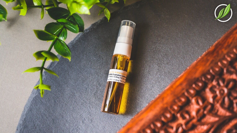T289 I THCA Oral Spray 8396 Grape Flavor - 5mL (CTPharma)