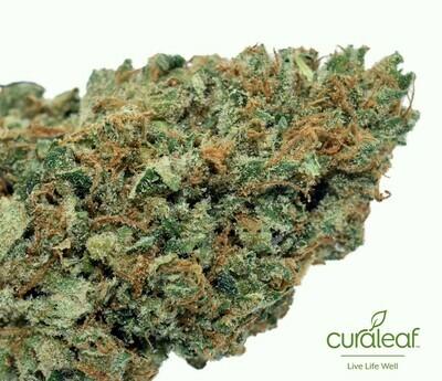 HH Red C13% T8% CBD 9465 Flower -  3.5g (Curaleaf)