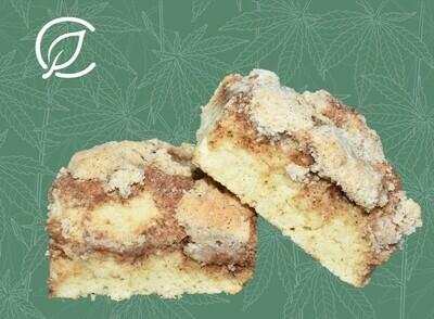 Coffee Cake Bars 9406 - Edible 2 Pack (Curaleaf)
