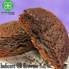 Indicore Brownie NDC: 9814 - 20mg (AGL)