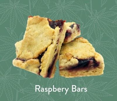 Raspberry Bars 9727 - Edible 2 Pack (Curaleaf)