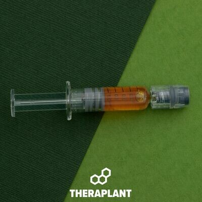 GwynivaPure T660C4 9689 - 1mL Oil Syringe (Theraplant)