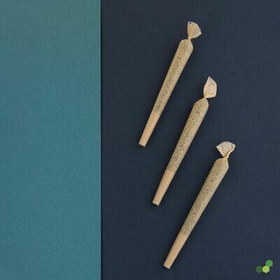 Loolica T30 PR 9673 - 3pk Pre-rolls (Theraplant)