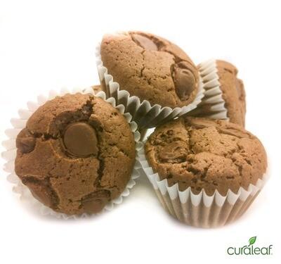 Brownie Bites 9726 -Edible 5 Pack (Curaleaf)