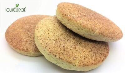 Cinnamon Sugar Cookies 9437 Edible - 3 Pack (Curaleaf)