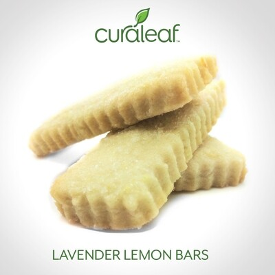 Lavender Lemon Bars 9729 Edible - 3 Pack (Curaleaf)