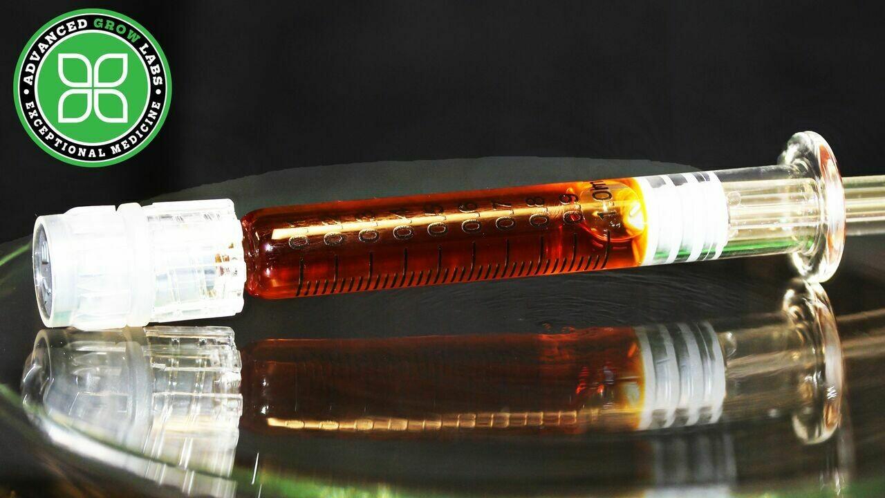 Cannabidiol H 1:3 Pure Oil T212 C618 NDC:  9938 - 1.0mL (AGL)