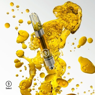 Slate T84% LR 9788 - High Terpene Extract Oil Cartridge (Curaleaf)