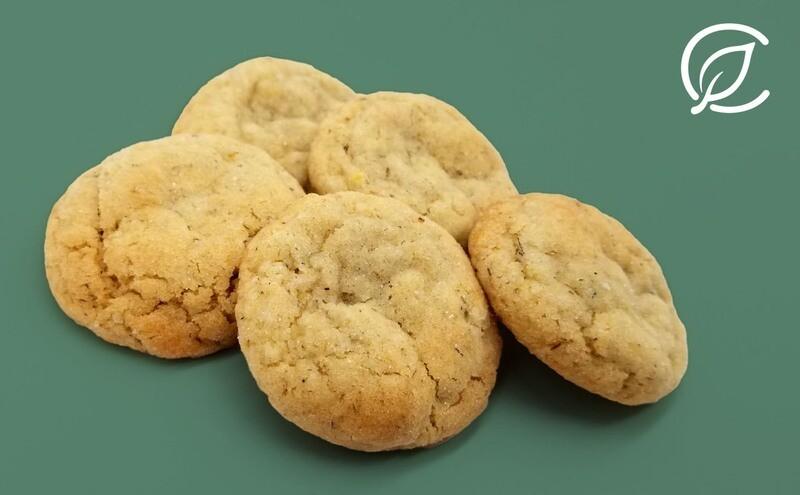 Honey Lemon CBD Cookies 10210 Edible - 5 Pack (Curaleaf)