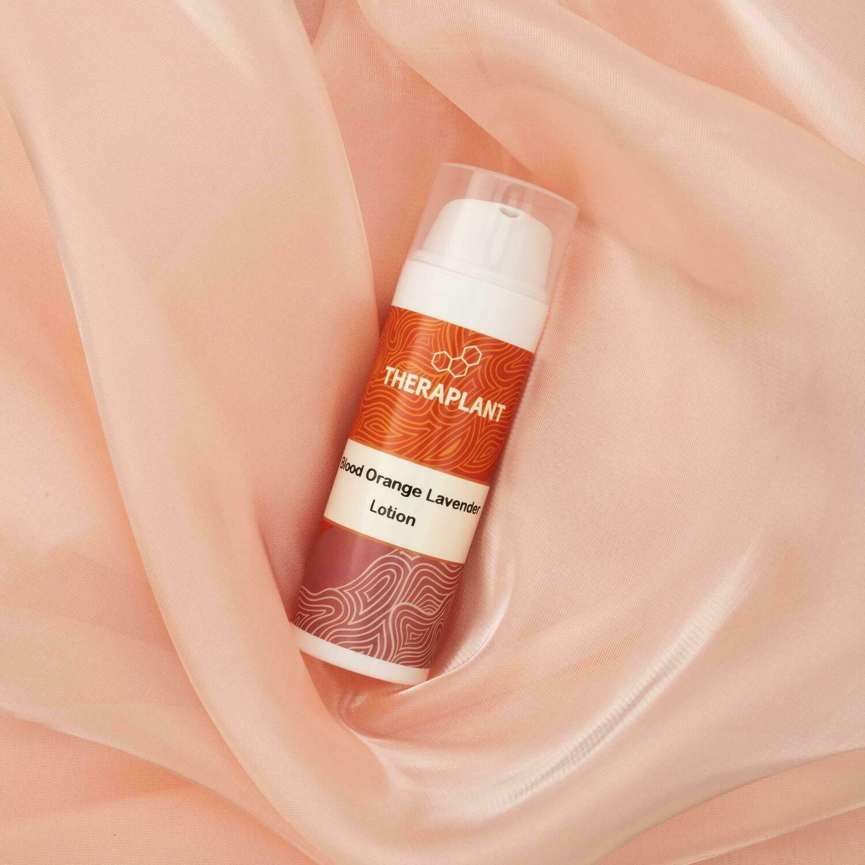 Blood Orange Lavender Lotion 10070 - 50mL (Theraplant)