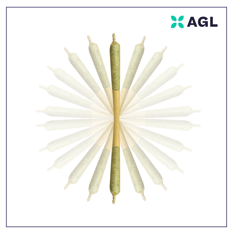 Indicol X PRE ROLLS 27.34 NDC: 9842 (4 Units)(1.8g)(AGL)