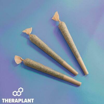 Haracept T27 PR 10083 (3 Pk Pre-Rolls)(2.1g)(Theraplant)
