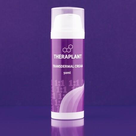 Transdermal Cream C106T102 10624 - 50mL (Theraplant)