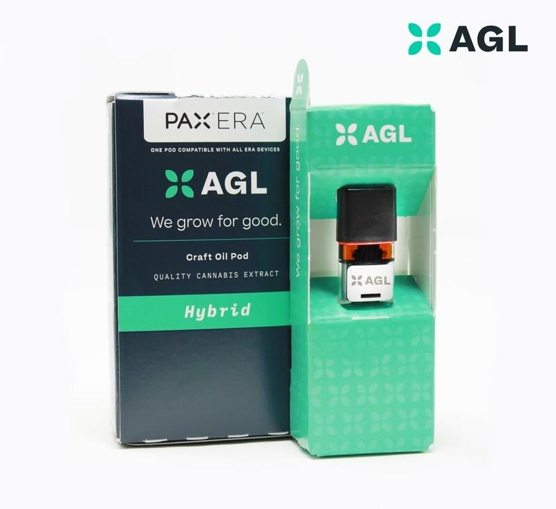 Hybridol DE Pure PAX ERA 418 NDC: 10336 (AGL)