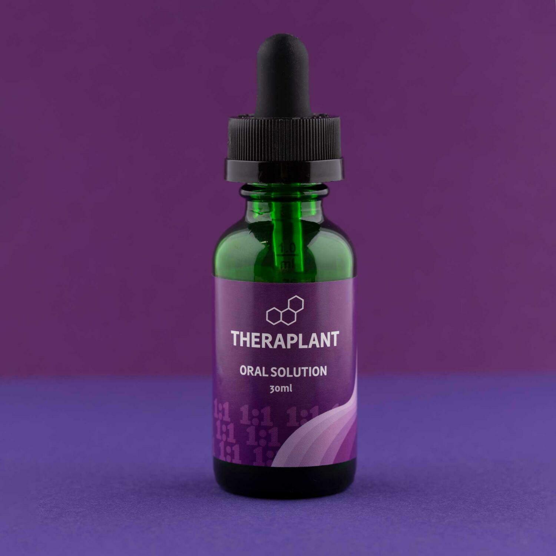 CBD1:1 C922T890 10680 - 30mL Oral Solution (Theraplant)