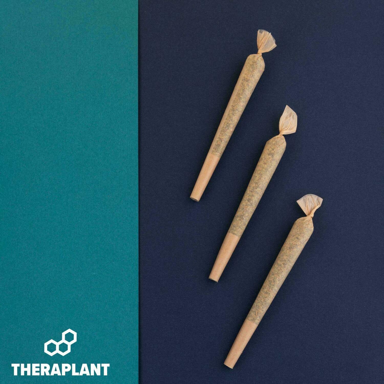 Hauntrica T32 PR 11018 - 3Pk Pre-rolls (Theraplant)