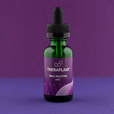 CBD1:1 C483T480 10029 - 30mL Oral Solution (Theraplant)