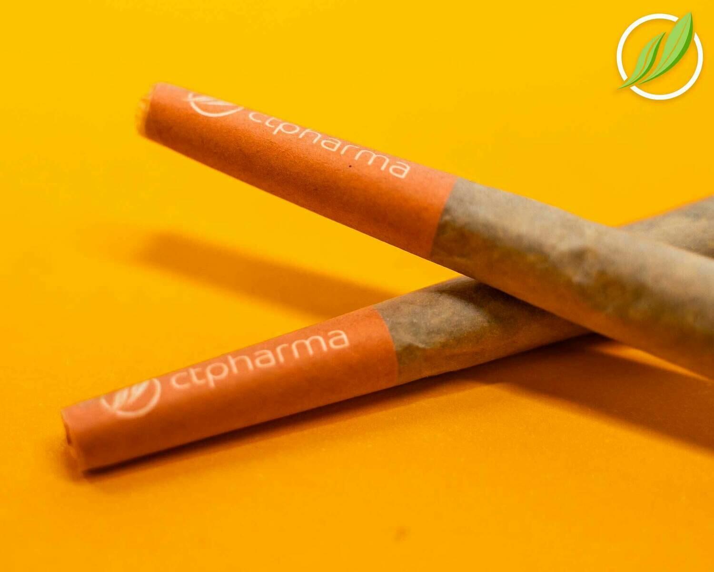 Tetraden Pre-Rolls T32% S 10809 - 3 x 0.7g (CTPharma)