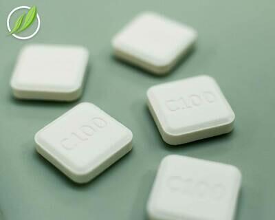 C100 Tabs 11407 - 5 Tabs (CTPharma)